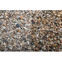 Zierkies Kieselsteine, 2-8, 750 kg Big Bag