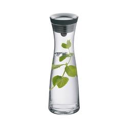 "WMF Karaffe Glas Karaffe ""Basic"" 1 L grau"