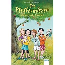 Die Pfeffermiezen und der große Treuetest / Die Pfeffermiezen Bd.2. Patricia Schröder  - Buch