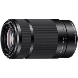 Sony 55-210mm F4,5-6,3 OSS schwarz (SEL55210)