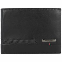 Samsonite Pro-DLX 5 Geldbörse RFID Leder 13 cm black