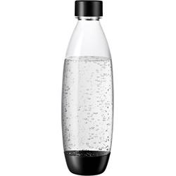SodaStream Wasserkaraffe DuoPack Fuse, (Set, 2-tlg), Kunststoff, Ersatzflaschen für SodaStream Wassersprudler mit PET-Flaschen