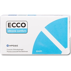 MPG & E Ecco silicone comfort zoom 3 St.