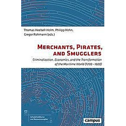 Merchants  Pirates  and Smugglers - Buch