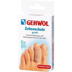 GEHWOL Polymer Gel Zehen Schutz groß 2 St.