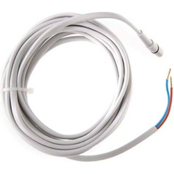 ESYLUX EC10430084 Strom Anschlusskabel Grau 5.00m