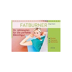 Fatburner. Birgit Adam  - Buch