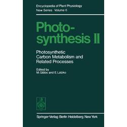 Photosynthesis II als Buch von
