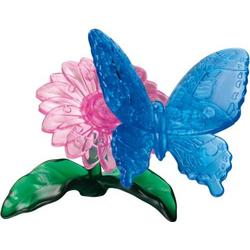 HCM Kinzel 3D Crystal Puzzle Schmetterling 38 Teile