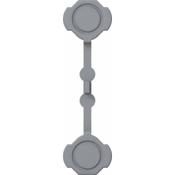 Legrand Verschlusskappen Set 69598