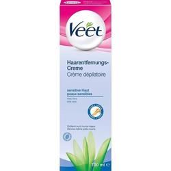 Veet Haarentfernungs-Creme Sensitive