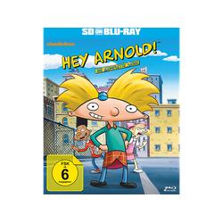 HEY ARNOLD! - DIE KOMPLETTE SERIE Blu-ray
