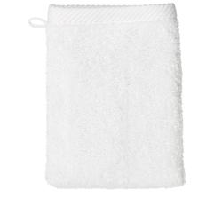 Waschhandschuh Ladessa 100%Baumwolle schneeweiß 15,0x21,0cm
