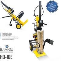 BAMATO Holzspalter mit Elektroantrieb HO-16E