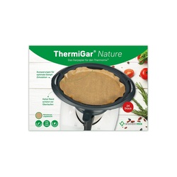 Wundermix Backpapier THERMIGAR® Nature, Garpapier für den Thermomix®, TM6, TM5 und TM31