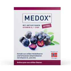 MEDOX Vital Kapseln 30 St