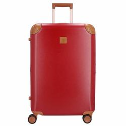 Bric's Amalfi 4-Rollen Trolley 70 cm red