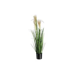 Kunstpflanze Kunstpflanze Wildgras im Topf, HTI-Living, Höhe 85 cm