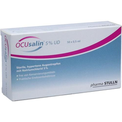 OCUSALIN 5% UD Augentropfen 25 ml