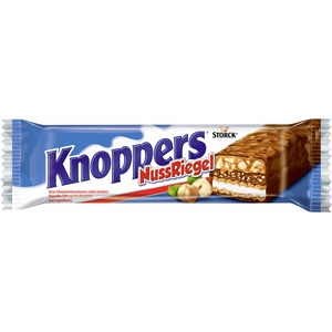 KNOPPERS Nussriegel 24x40g