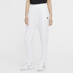 NikeCourt Tennishose - Weiß, size: XL