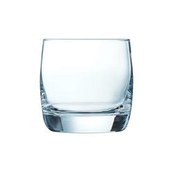 Chef & Sommelier Whiskyglas Vigne, Krysta Kristallglas, Whiskyglas 200ml Krysta Kristallglas transparent 6 Stück Ø 7.5 cm x 7.4 cm