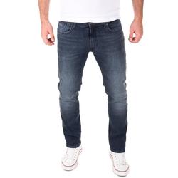 Yazubi Slim-fit-Jeans Akon Herren Jeans mit Stretch-Anteil blau 29