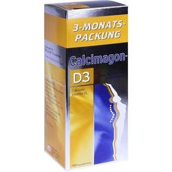 Calcimagon D3