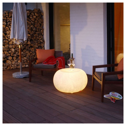 Moree LED Gartenleuchte Granit Bubble Outdoor