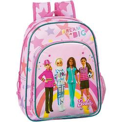 Kinderrucksack Barbie Dream Big pink