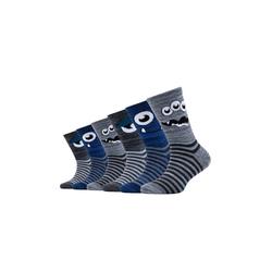 Skechers Socken (6-Paar) mit lustigem Motiv 27/30