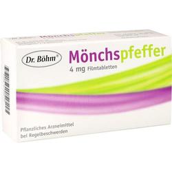 DR.BÖHM Mönchspfeffer 4 mg Filmtabletten 60 St