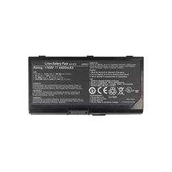 AccuCell Akku passend für ASUS F70, G71, A42-M70, Li-Ion, 1 Laptop-Akku