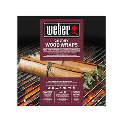 Weber Wood Wraps Kirschholz