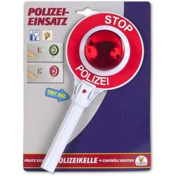 SpeedZone Polizeikelle mit 2 LED-Lichtern