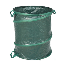 Dehner Mülltonnenbox Gartenabfallsack Pop-Up Comfort, 160 l, Ø 55 cm