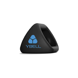 YBell XS 4,5kg, schwarz-blau 4-in-1 Fitness Tool Kettlebell