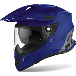 Airoh Commander Helmet, blue, Größe S