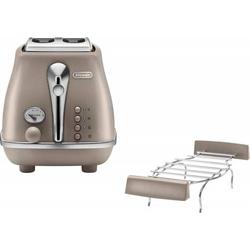 DeLonghi Toaster CTOE 2103.BG Desertb