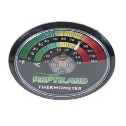 TRIXIE Thermometer, analog für Terrarium