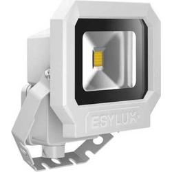 ESYLUX OFL SUN LED 10W3K ws LED-Außenstrahler LED 9W Weiß