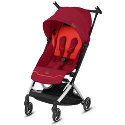gb GOLD Buggy Pockit+ All City Fashion Edition Rose Red