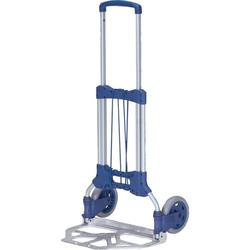 Sackkarre zusammenklappbar bis 125 kg blau