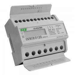 3-Phasen Stromzähler MID Drehstromzähler Zähler LE-03d F&F 2365