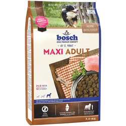 Bosch Petfood Trockenfutter Maxi Adult, 3 kg