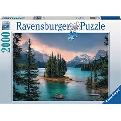 RAVENSBURGER Spirit Island Canada Puzzle Mehrfarbig