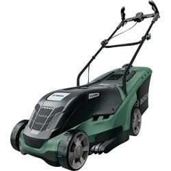 Bosch Home and Garden UNIVERSALROTAK 550 Elektro Rasenmäher mit Schnitthöhenverstellung 1300W Schn