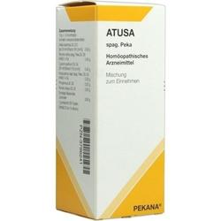 ATUSA spag.Peka Saft 125 ml
