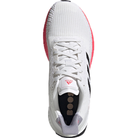 adidas Solarboost 19 M crystal white/core black/copred metallic 44