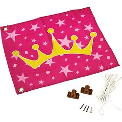 Fahne zum hissen, Prinzessin rosa